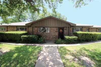White Oak Single Family Home For Sale: 106 E Gladiola
