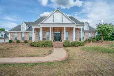 Hallsville Single Family Home For Sale: 250 Timberlake Ranch Rd