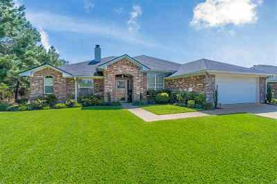 Kilgore Single Family Home For Sale: 1708 Amanda
