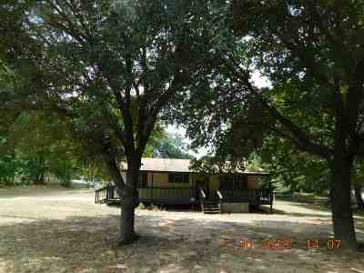 Gladewater TX Single Family Home For Sale: $50,000
