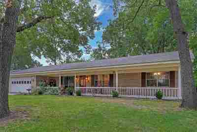 Longview TX Single Family Home For Sale: $169,400
