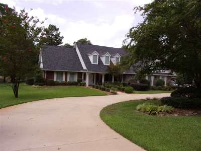 Marshall Single Family Home For Sale: 245 Beavers Bend