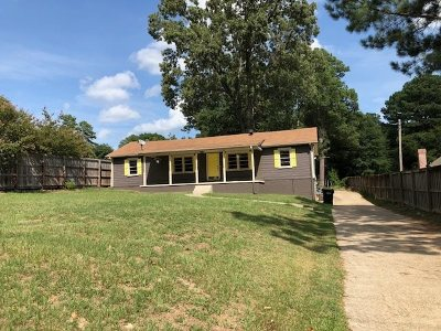 Longview TX Single Family Home For Sale: $139,900