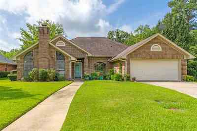 Longview TX Single Family Home Active, Option Period: $195,000