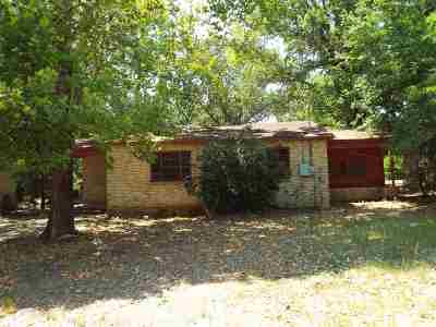 Longview TX Single Family Home For Sale: $57,500