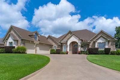 White Oak Single Family Home For Sale: 213 Travis Peak Trail