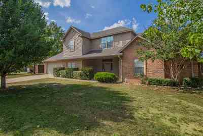Gadewater, Gladewater, Gladewter, Gladwater Single Family Home For Sale: 598 Briar Cove Dr