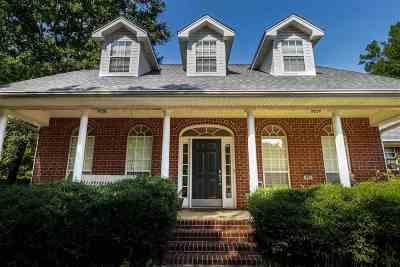 Longview Single Family Home For Sale: 400 Oak Valley Dr