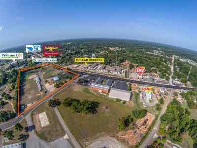 Gregg County Residential Lots & Land For Sale: Tbd Gilmer Road