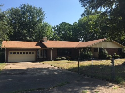 Longview TX Single Family Home For Sale: $92,900