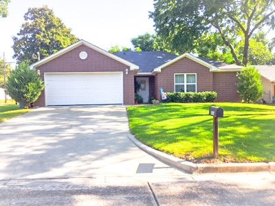 Kilgore Single Family Home For Sale: 501 Monroe Street
