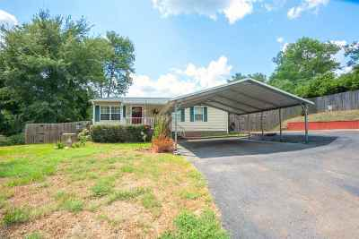 Gladewater TX Single Family Home Active, Option Period: $115,000