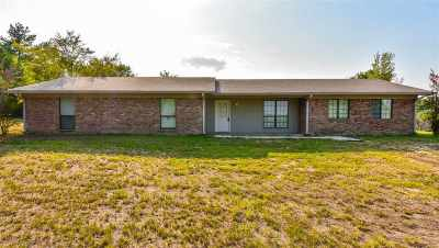 Kilgore Single Family Home Active, Option Period: 1772 Fm 3053