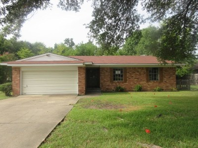 Kilgore Single Family Home For Sale: 2815 Royal Dr