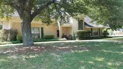 Single Family Home For Sale: 1204 Creekwood Lane