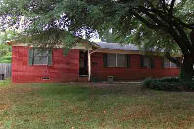 Kilgore Single Family Home For Sale: 607 Sceyne Rd.