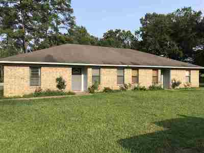 Hallsville Multi Family Home For Sale: 877 Old Highway 80