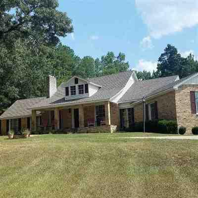 Hallsville Single Family Home For Sale: 10543 Fm 449