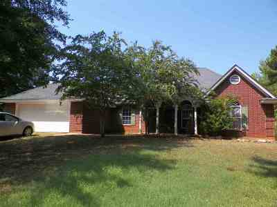 Kilgore Single Family Home For Sale: 2860 Mt. Pisgah Rd