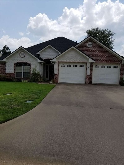 Longview Single Family Home For Sale: 3504 Doublewood