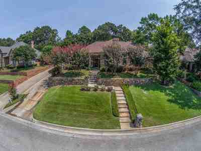 Longview Single Family Home For Sale: 1403 Secluded Lane