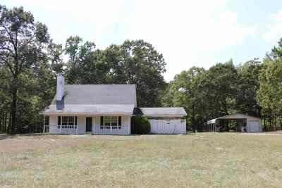 Kilgore Single Family Home For Sale: 3186 Mt Pisgah Rd