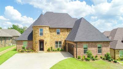 Longview Single Family Home For Sale: 1602 Olympic Drive