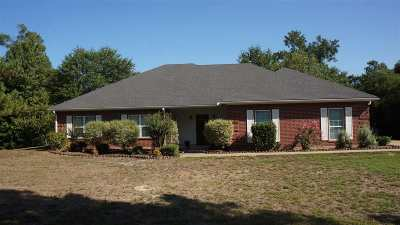 Gilmer Single Family Home For Sale: 204 Widgeon Rd