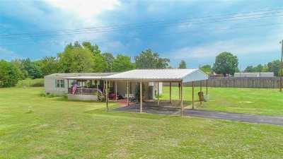 Hallsville Manufactured Home For Sale: 8634 N Fm 450