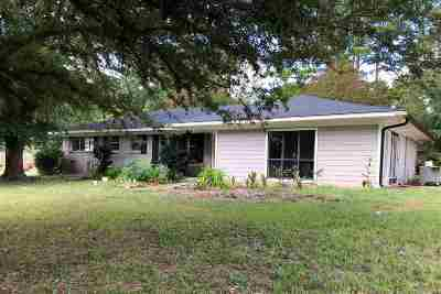 Gilmer Single Family Home Active, Option Period: 220 Calvert Ln