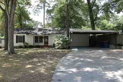Kilgore Single Family Home For Sale: 2215 Broadway