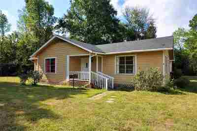 Kilgore Single Family Home Active, Option Period: 3936 County Road 1107 D