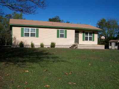 Kilgore Single Family Home Active, Cont Upon Loan Ap: 4355 E Fm 1249