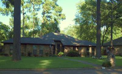 Longview Single Family Home For Sale: 8 S Stonegate Ct