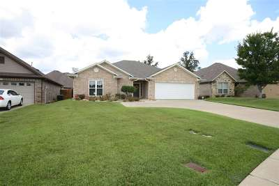Longview Single Family Home For Sale: 3103 Celebration Way