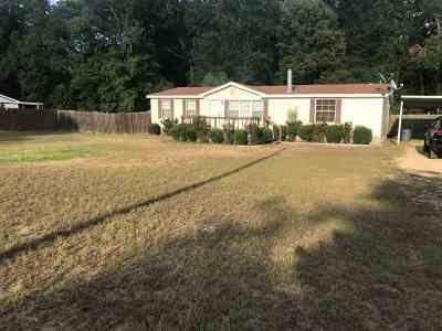 Hallsville Manufactured Home For Sale: 7662 Fm 450 N
