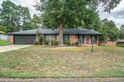 Gladewater TX Single Family Home Active, Cont Upon Loan Ap: $129,900