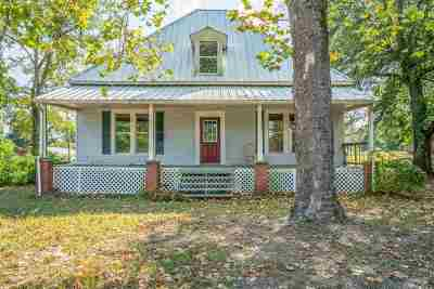 Diana Single Family Home For Sale: 17049 Fm 450 N