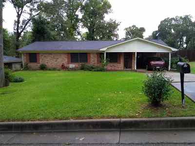Longview Single Family Home For Sale: 1601 Fowler St.
