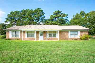 Gilmer Single Family Home For Sale: 100 Oasis