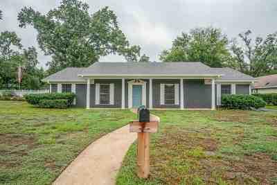 Longview Single Family Home For Sale: 801 Oakwood Drive