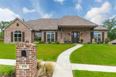 Single Family Home For Sale: 210 Strait Lane