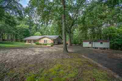 Longview Single Family Home For Sale: 563 Plum Creek Rd