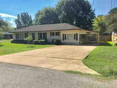 Longview TX Single Family Home For Sale: $120,000