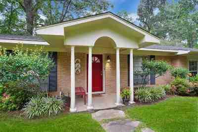 Longview TX Single Family Home For Sale: $180,000