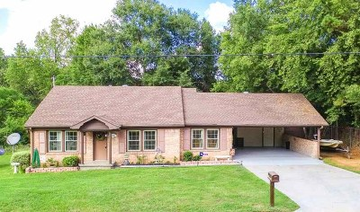 Gladewater TX Single Family Home Active, Option Period: $119,900