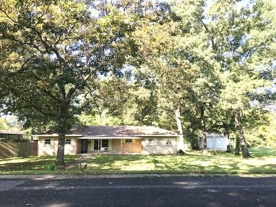 Kilgore Single Family Home For Sale: 2905 S Florence