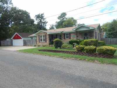 Longview TX Single Family Home For Sale: $79,000