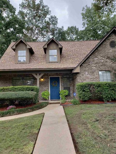 Longview Single Family Home For Sale: 1206 Marigold Lane