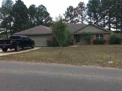 Gilmer Single Family Home For Sale: 1050 Scarlet Oak